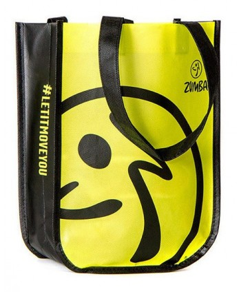 Zumba Shopping Bag
