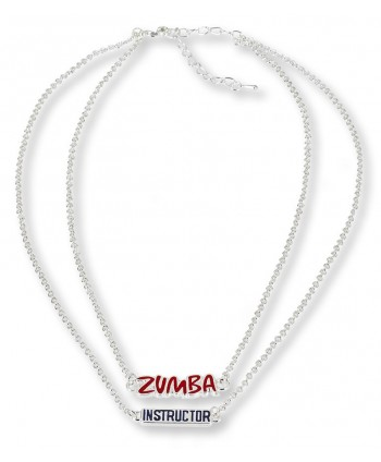 Zumba Instructor Double Layer Necklace