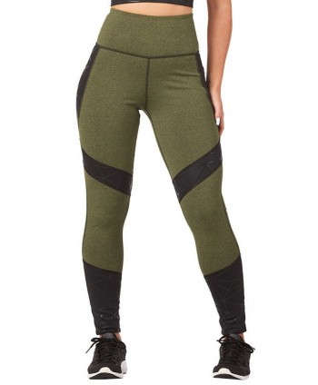 Don't Mesh With Me High Waisted Ankle Leggings